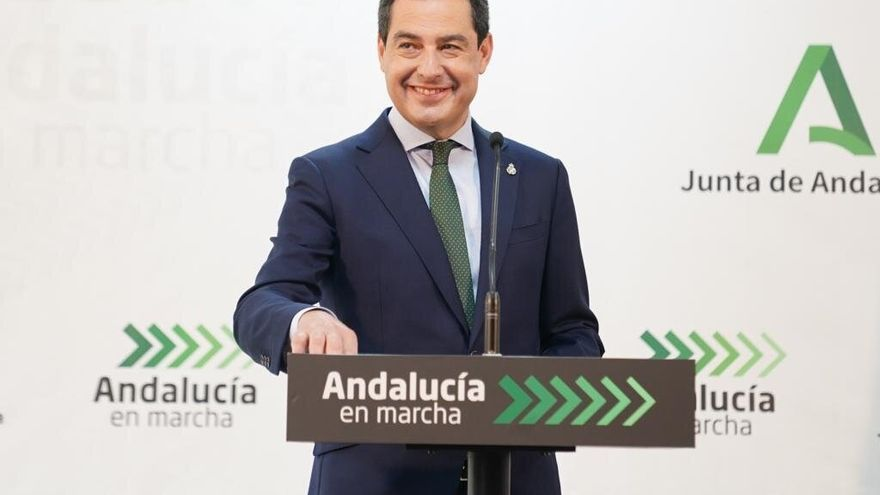 Vacunación en Andalucía: turno para los menores de 55 años