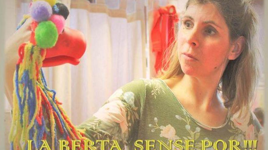 La Berta sense Por, amb Teatrem