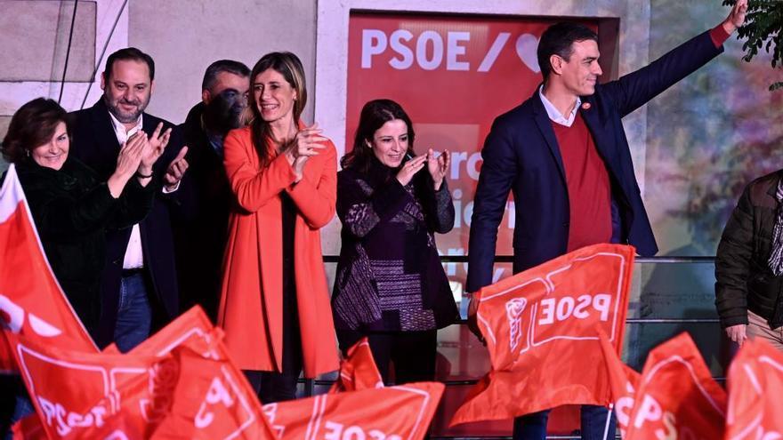 Elecciones 10N: Las imágenes que deja la noche electoral