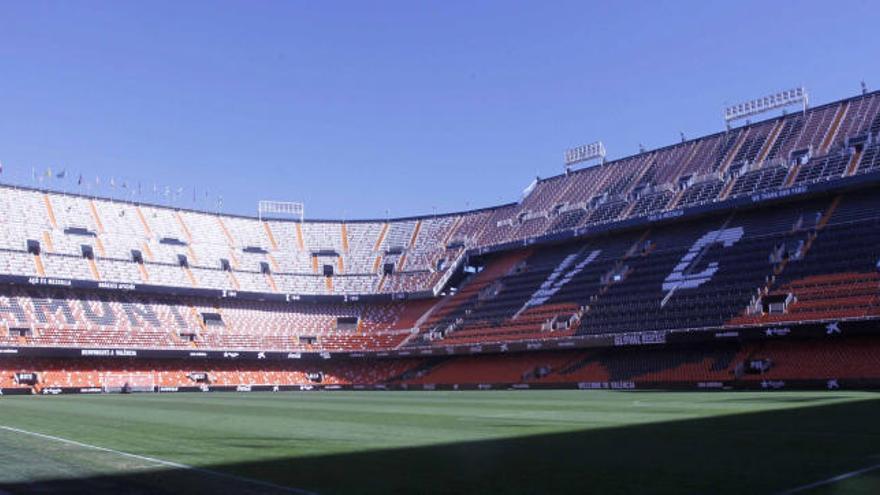 Viviendas de 460.000 euros en el viejo Mestalla