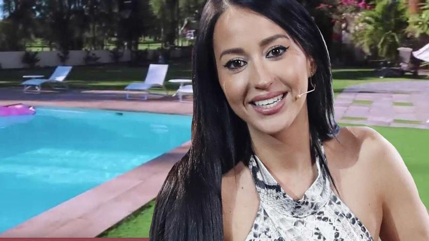 Aurah Ruiz, nueva concursante de La Casa Fuerte