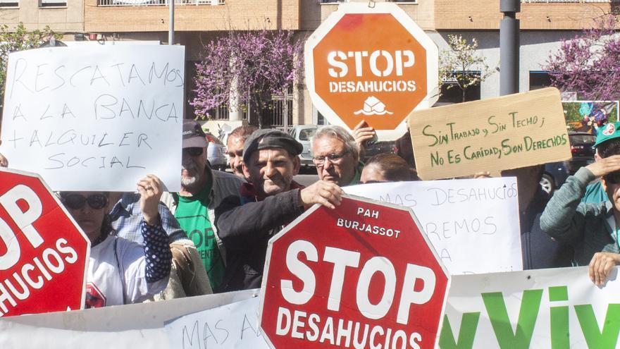 El Ayuntamiento de València evita 202 desahucios en 2 años