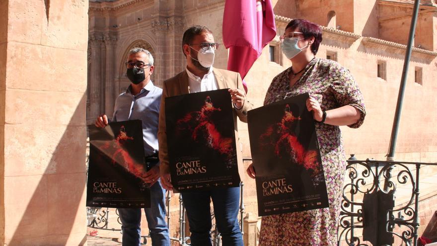El Calvario de Lorca acoge la prueba selectiva del Festival del Cante de las Minas