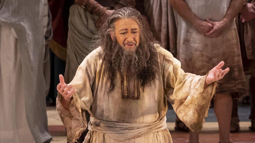 Les Arts debatirá el jueves quitar del Centro de Perfeccionamiento el nombre de Plácido Domingo