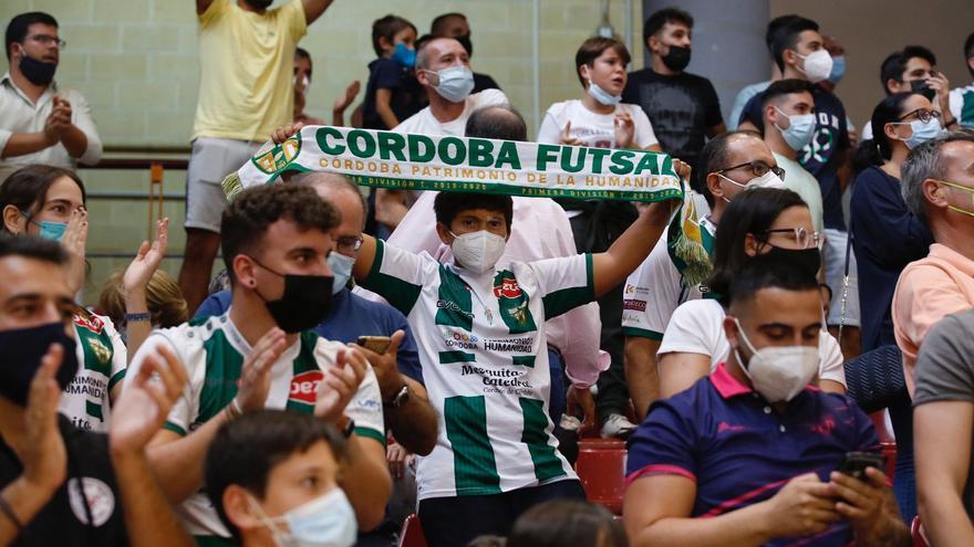 """El Córdoba Futsal y su apuesta por Vista Alegre: """"Se volverá a llenar"""""""