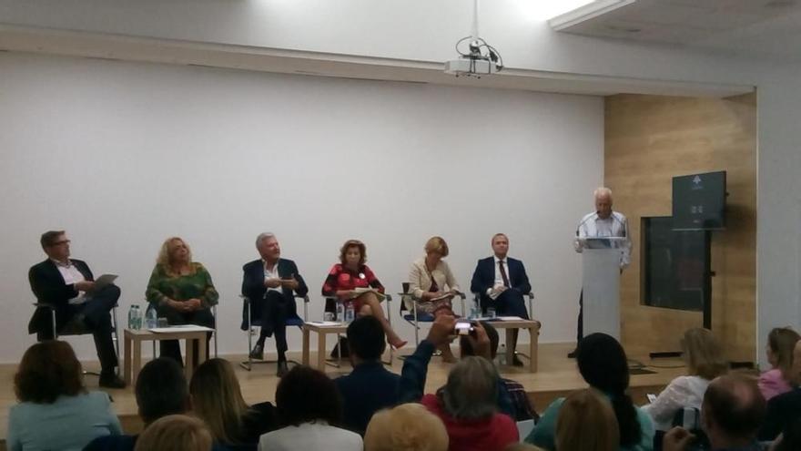 Debate de candidatos a la Alcaldía de Las Palmas de Gran Canaria en el Club La Provincia
