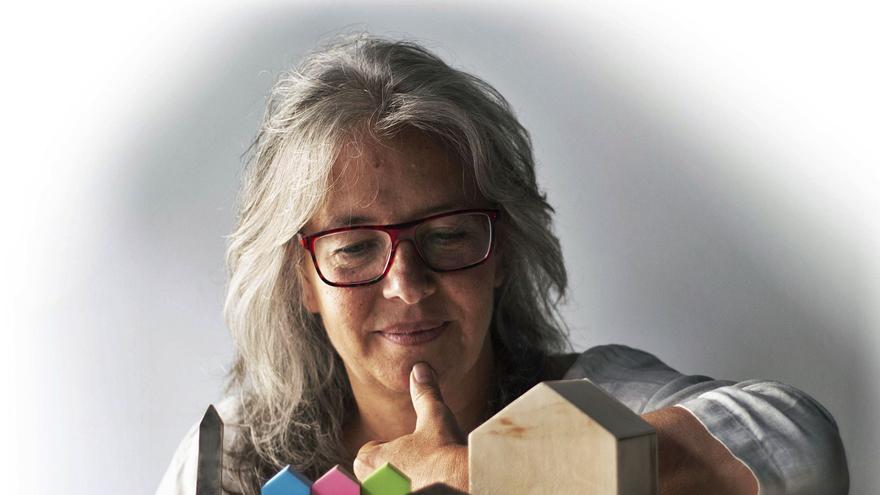 La arquitecta  Zaida Muxí.  levante-emv