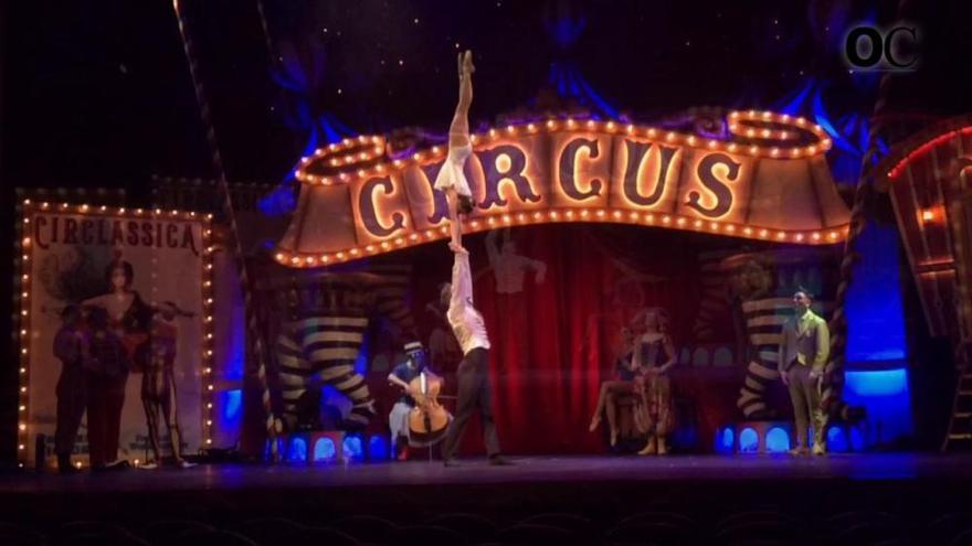 Viaje al corazón del circo