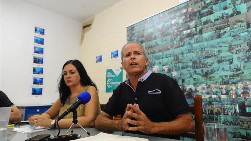 Ganemos arremete contra PSOE e IU, pero mantiene su apoyo al gobierno