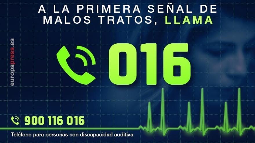 Teléfono de atención a las víctimas