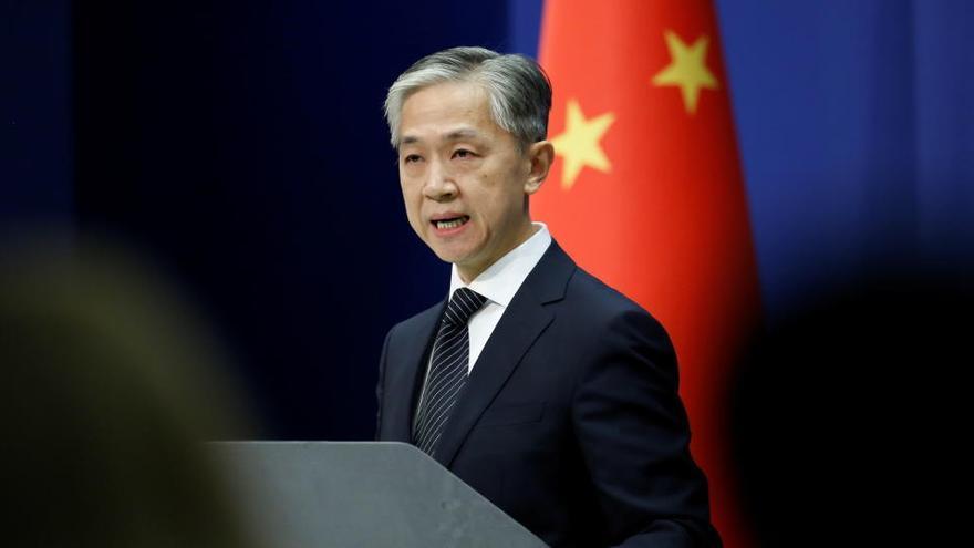 China felicita a Biden por su victoria electoral