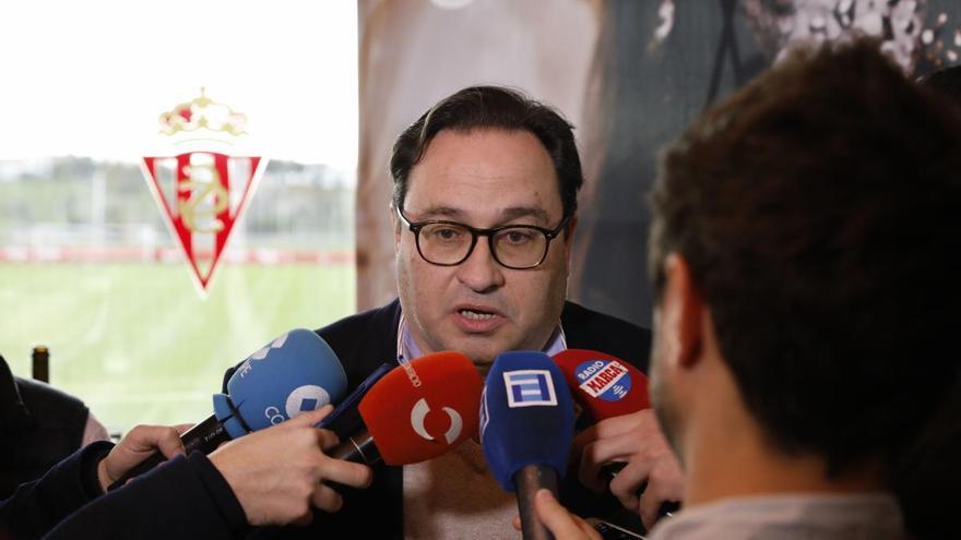 Javier Fernández ya es nuevo vicepresidente de La Liga