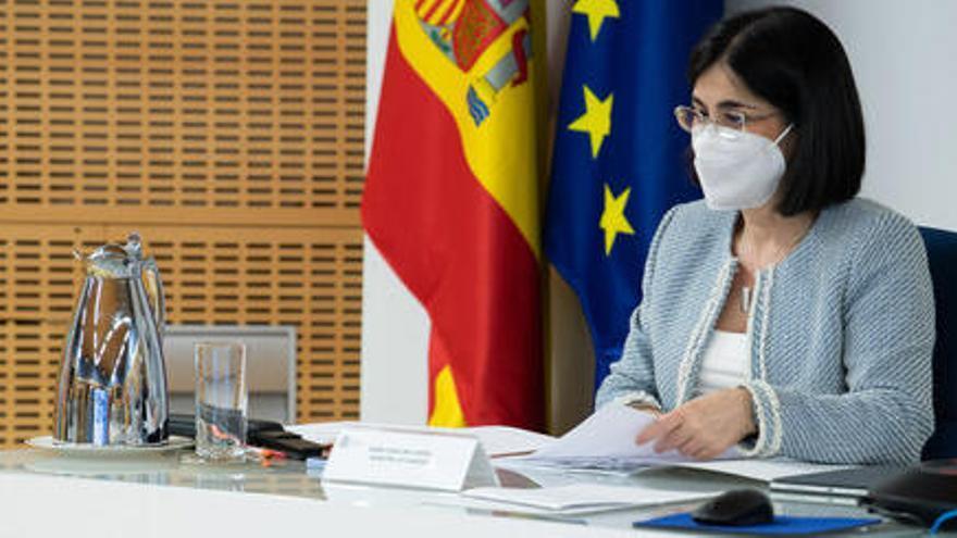 Darias no descarta ampliar l'estat d'alarma més enllà del maig