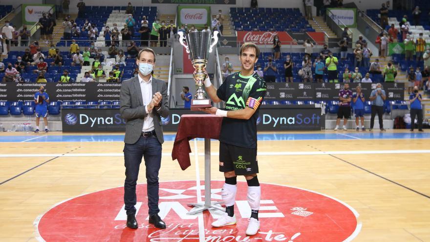 El Palma Futsal conquista el Trofeo Ciutat de Palma
