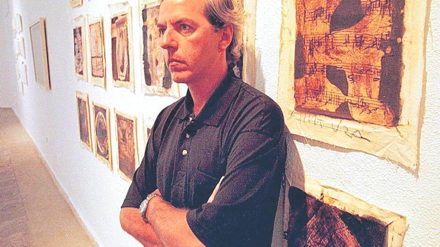 Muere a los 66 años el artista mallorquín Patxi Echeverría