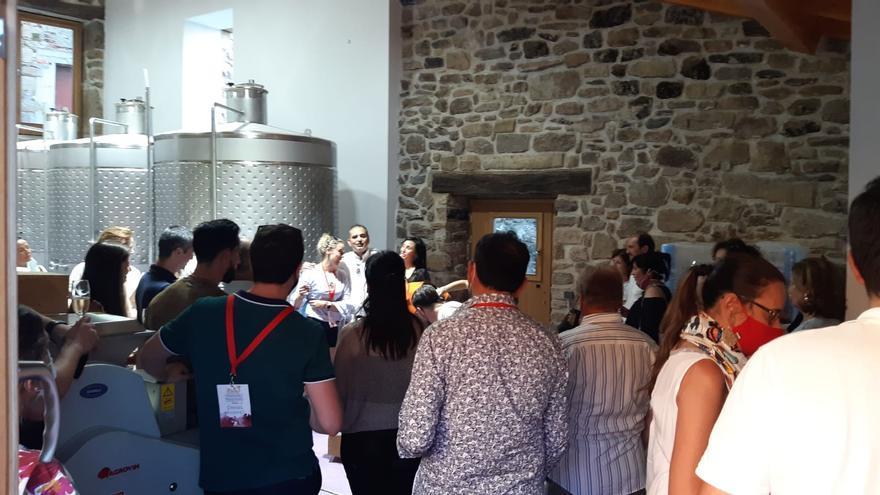 En la senda que marca el mundo del vino