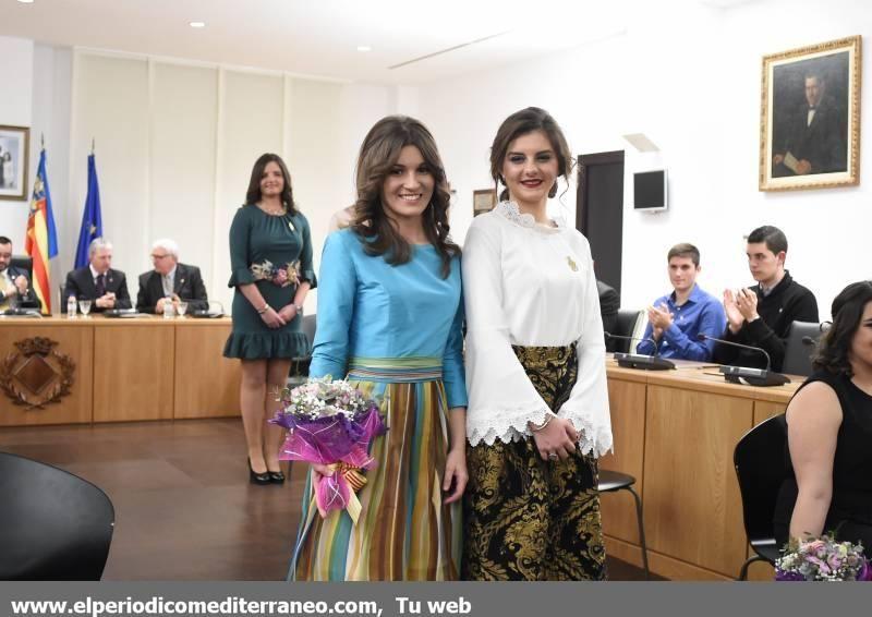 Presentación de las nuevas reinas en Vila-real