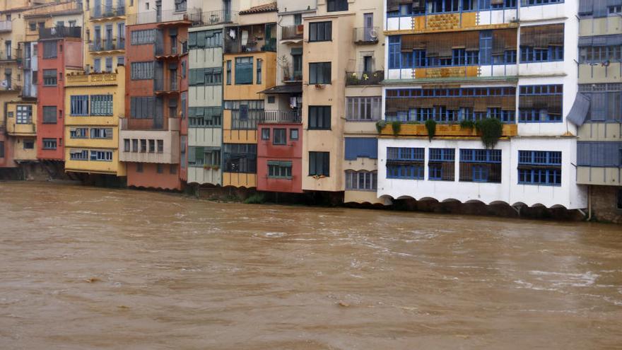 ALERTA | Girona i el litoral central, les zones més afectades per les intenses pluges