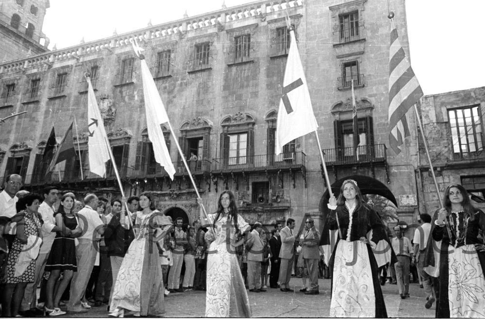 HOGUERAS. 1970