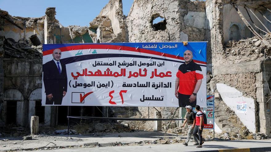 Irak vota en unas elecciones anticipadas marcadas por la apatía y el continuismo