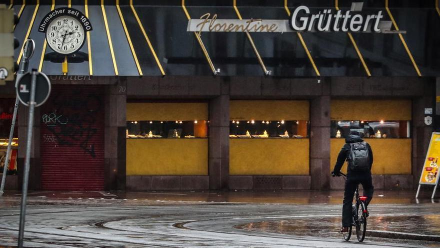 Alemania amplía sus drásticas restricciones hasta el 14 de febrero