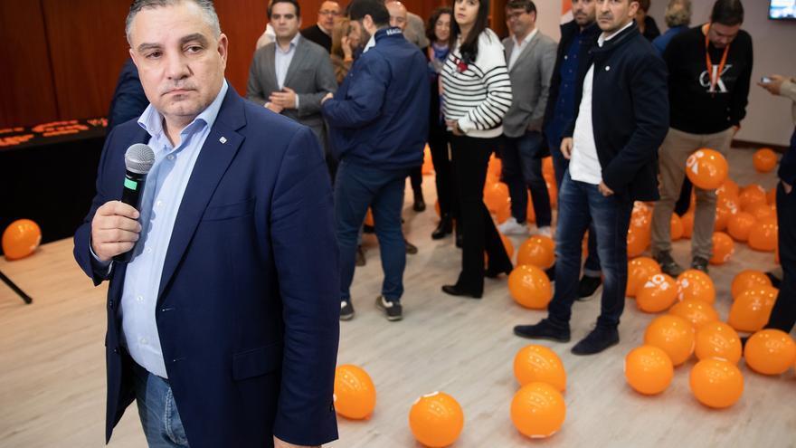Ciudadanos Ourense exige a Bermejo que entregue su acta de concejal tras abandonar el partido