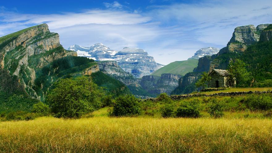 El Cañón de Añisclo, uno de los lugares seleccionados por Samsung para promover el turismo nacional este verano
