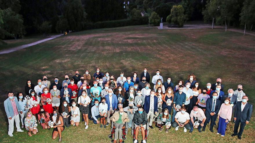 VÍDEO | Así fue la Gala del Deporte que honró una década