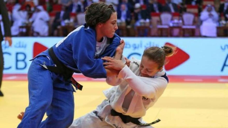 Julia Figueroa se queda sin medalla en el Europeo pero se acerca todavía más a Tokio