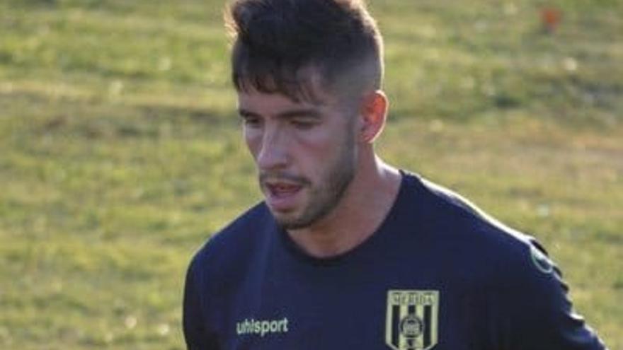 Felipe Alfonso ha empezado a entrenar con el Mérida