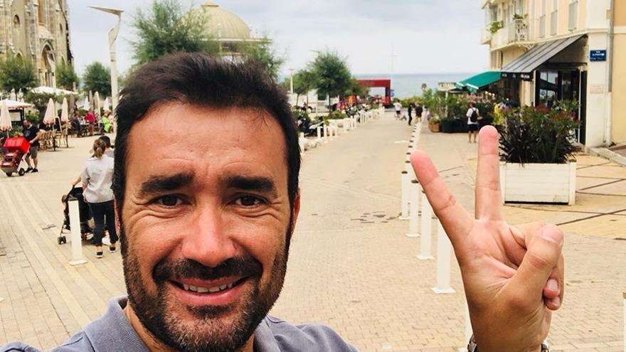 Juanma Castaño, nuevo concursante de 'Masterchef Celebrity'