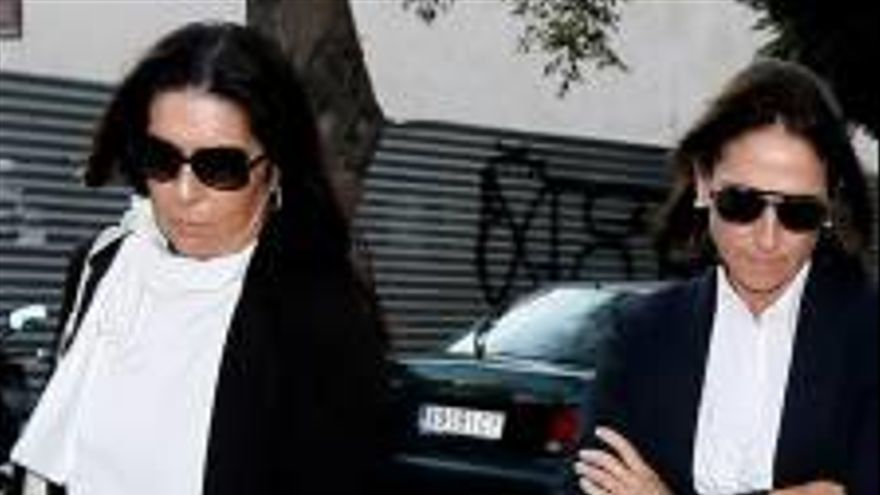 Las hijas mayores de la viuda de Sala niegan que el acusado del asesinato las manipulara