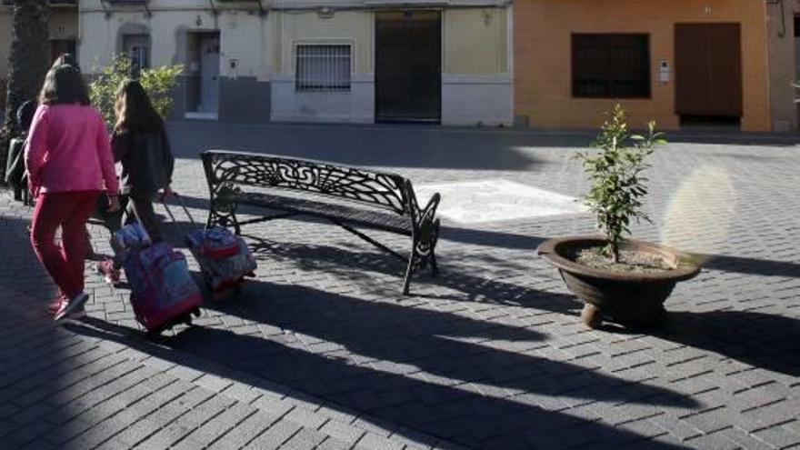 Benimuslem apuesta por amplias zonas peatonales