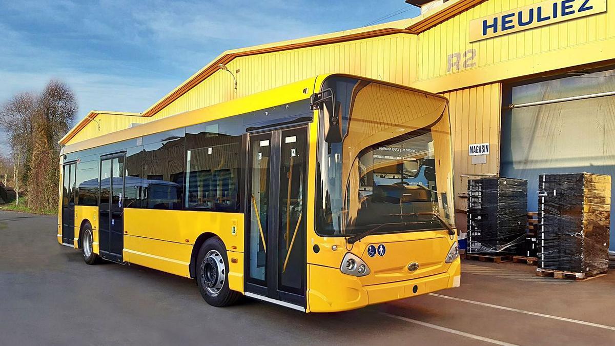 Guaguas adquiere 57 vehículos