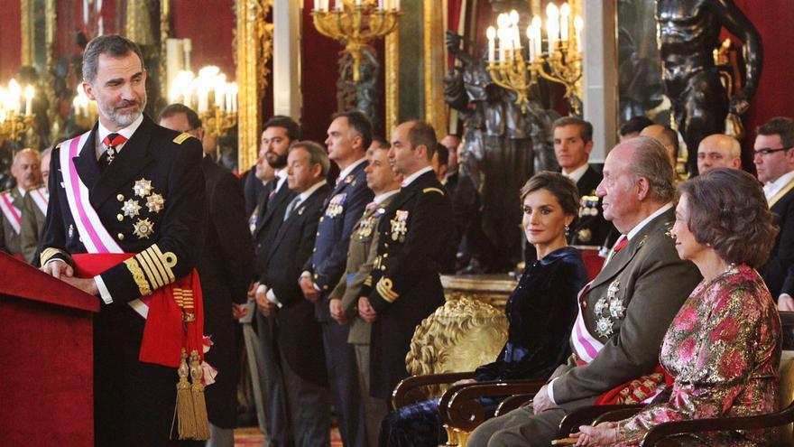 La monarquía no es cosa de jóvenes