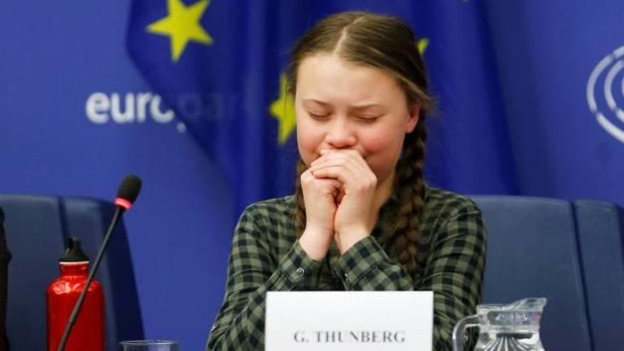 La cadena británica BBC prepara una serie sobre Greta Thunberg