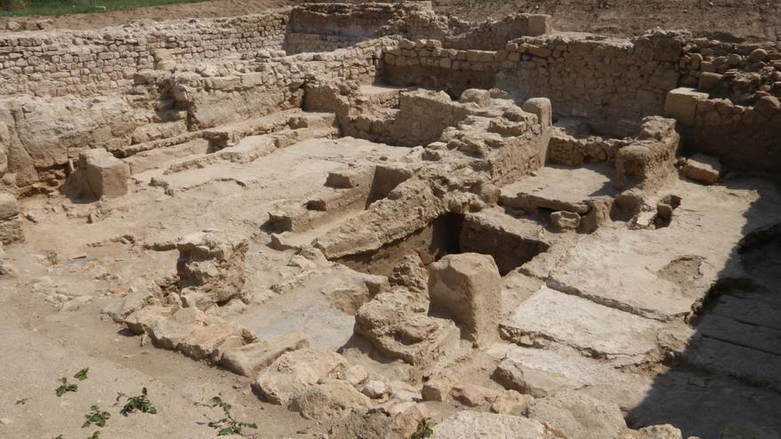 Les excavacions a Santa Margarida descobreixen les restes de la basílica-catedral de l'antic bisbat d'Empúries