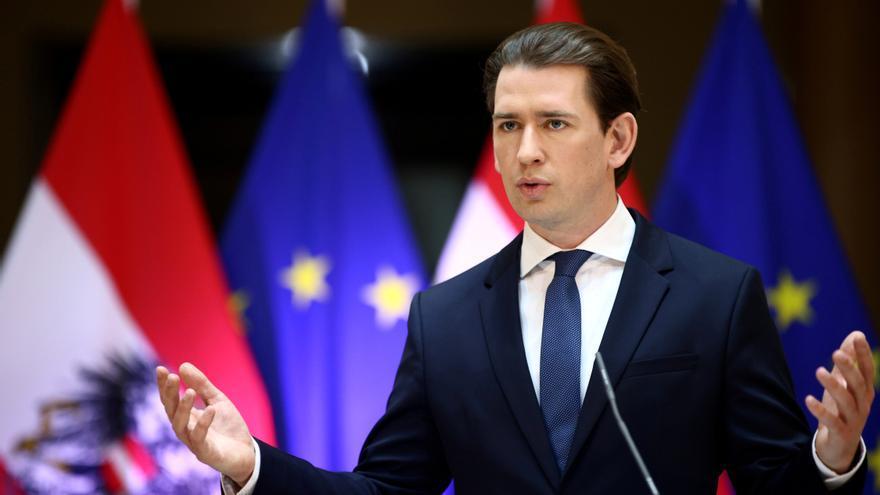 Investigan al canciller de Austria por mentir en una comisión parlamentaria