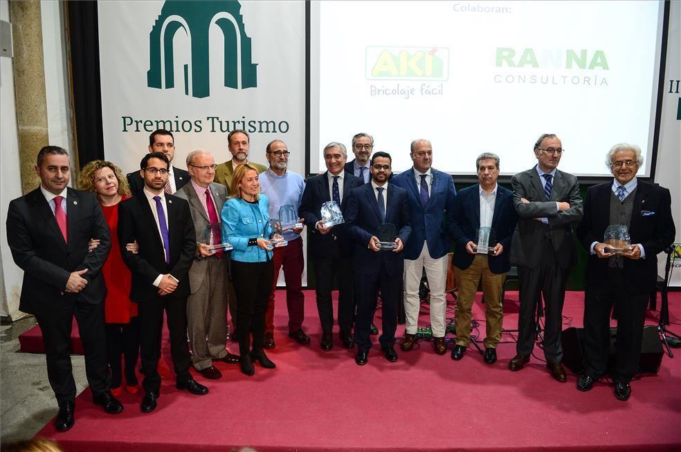 Premios de turismo de El Periódico Extremadura