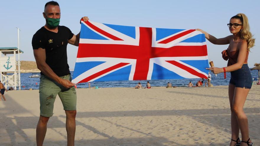 Grünes Licht für britische Mallorca-Urlauber