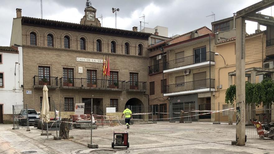 PLUS 2021: 50 millones de euros para ejecutar 1.520 actuaciones en 292 municipios zaragozanos