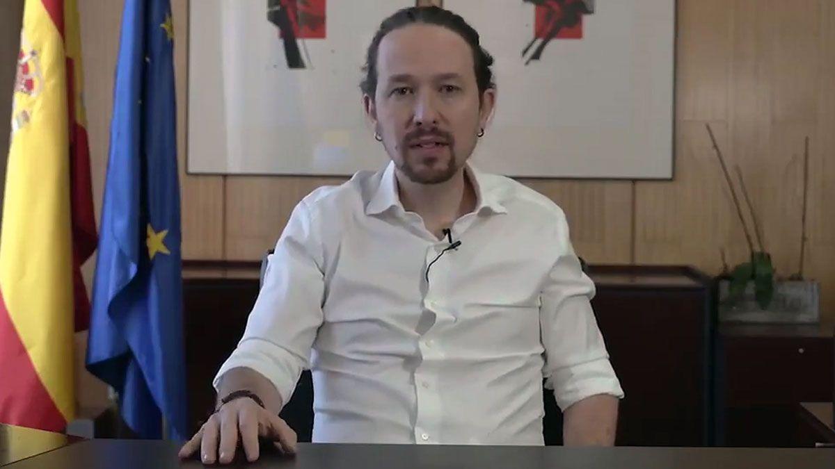 Las bases de Podemos ratifican a Pablo Iglesias como candidato en Madrid