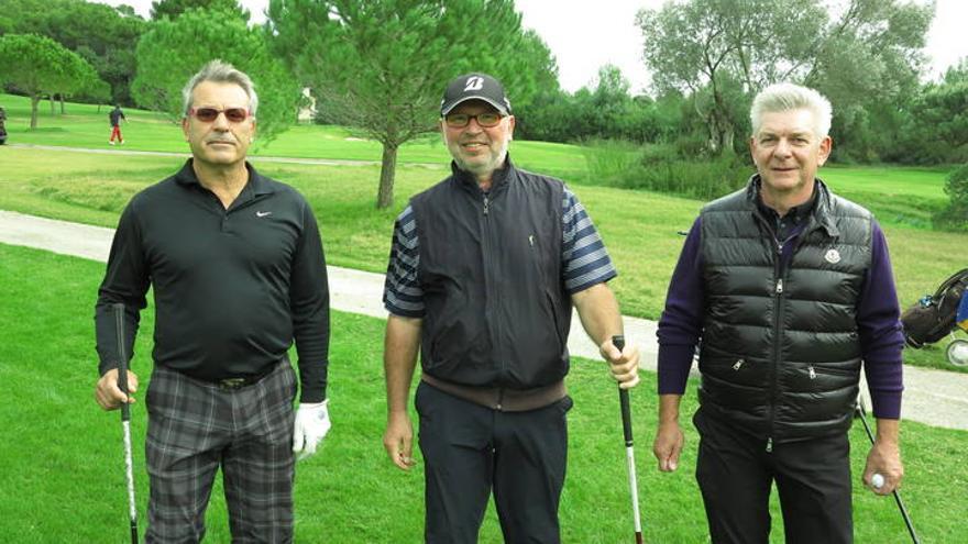 Golfturnier: Mit der MZ auf dem Green