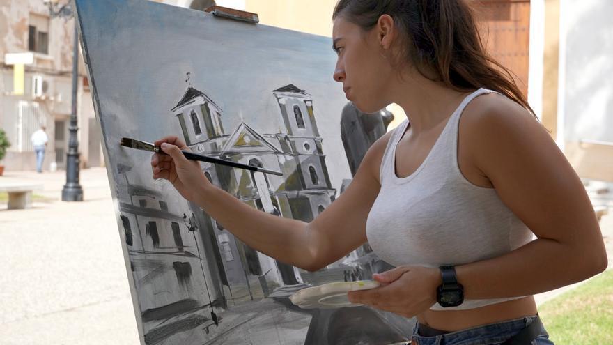 IV Certamen de Pintura Rápida de Santomera