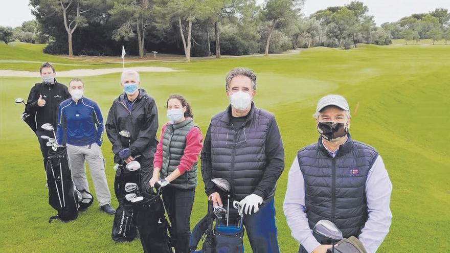 Golf, del turista al residente