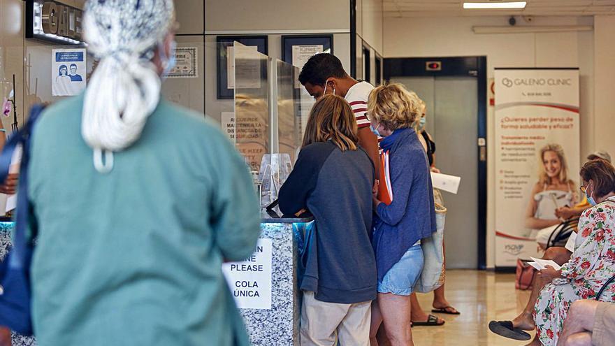 Las Pitiusas registran 19 contagios nuevos de covid