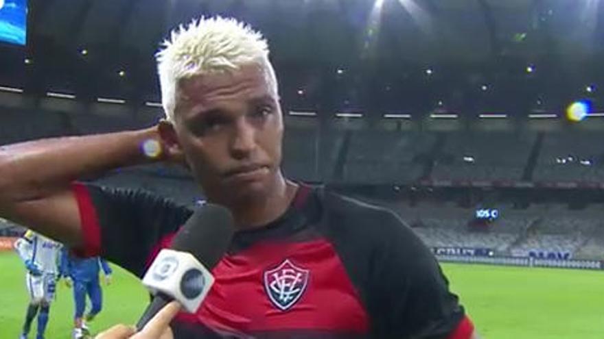 La penúltima trastada de Aderllan Santos