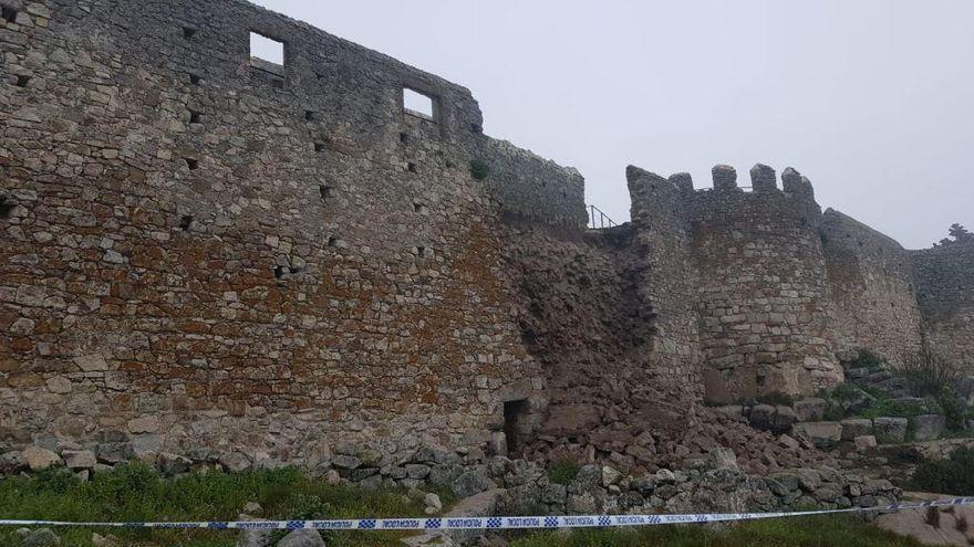 Cultura acomete la restauración de la muralla de Trujillo