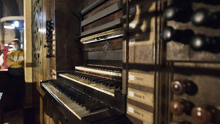 Els secrets, l'essència dels orgues