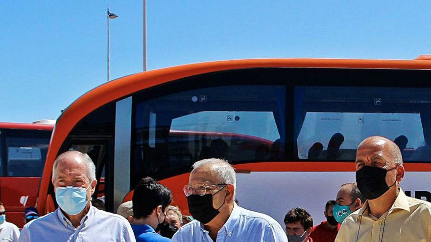 Educación suspende el contrato de 10 empresas del transporte escolar